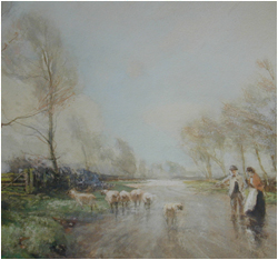William Tatton Winter Exhibition